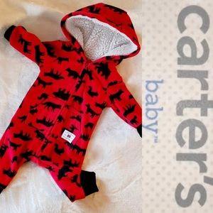 Carter's Hooded Fleece